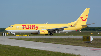 D-ATUI - Boeing 737-8K5 - TUIfly