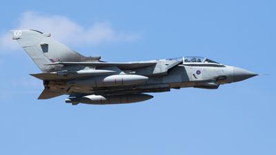 ZD792 - Panavia Tornado GR.4 - United Kingdom - Royal Air Force (RAF)