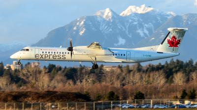 C-GGND - Bombardier Dash 8-Q402 - Air Canada Express (Jazz Aviation)