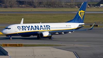 A picture of EIEKN - Boeing 7378AS - Ryanair - © Alexander Jeglitsch