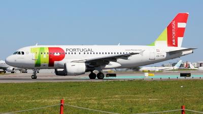 CS-TTH - Airbus A319-111 - TAP Portugal