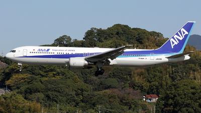JA618A - Boeing 767-381(ER) - All Nippon Airways (ANA)