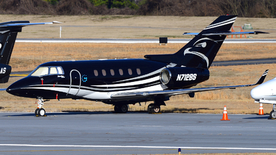 N712BS - Raytheon Hawker 900XP - Private