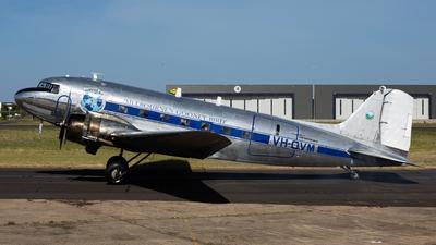 VH-OVM - Douglas DC-3C - Shortstop Jet Charter
