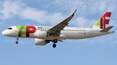 A picture of CSTVG - Airbus A320251N - TAP Air Portugal - © David Oates