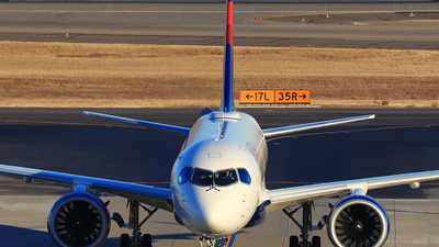 N303DU - Airbus A220-371 - Delta Air Lines