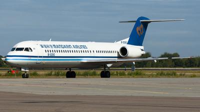 B-12292 - Fokker 100 - Mandarin Airlines