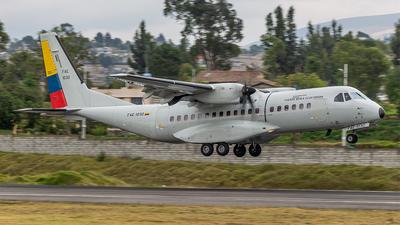 FAE-1032 - CASA C-295M - Ecuador - Air Force