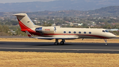 N349K - Gulfstream G-IV - Private