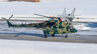 RF-23184 - Mil Mi-8AMTSh Hip - Russia - Federal Border Guards Aviation Command