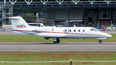 A picture of N39FN - Learjet 35 - [35006] - © Huy Do