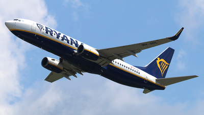 9H-QDL - Boeing 737-8AS - Ryanair (Malta Air)