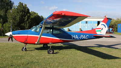 HA-PAC - Reims-Cessna F182Q Skylane II - Private