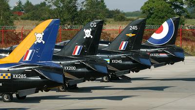 XX285 - British Aerospace Hawk T.1A - United Kingdom - Royal Air Force (RAF)