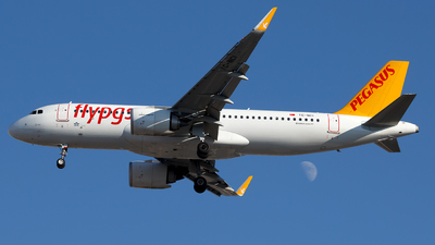A picture of TCNCI - Airbus A320251N - Pegasus Airlines - © MBekir CKMK