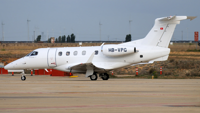 HB-VPG - Embraer 505 Phenom 300 - Jet Aviation Business Jets