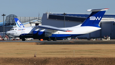 4K-AZ101 - Ilyushin IL-76TD-90VD - Silk Way Airlines