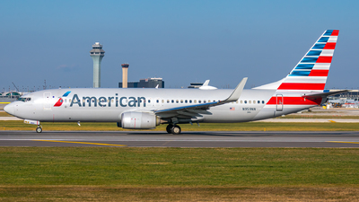 A picture of N959NN - Boeing 737823 - American Airlines - © Miles Aronovitz