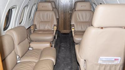 RA-02811 - British Aerospace BAe 125-700B - Weltall-Avia