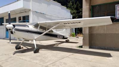 N2385F - Cessna U-17 - Private