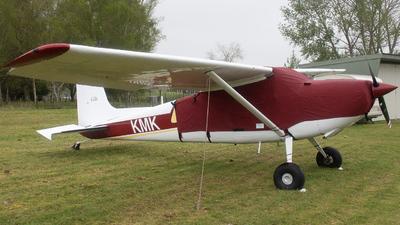 ZK-KMK - Cessna 180 Skywagon - Private