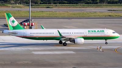 B-16213 - Airbus A321-211 - Eva Air