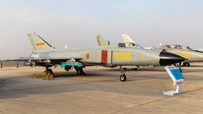 72200 - Shenyang J-8II Finback-B - China - Air Force