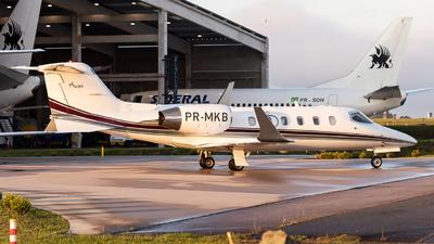 PR-MKB - Bombardier Learjet 31A - Alljet Táxi Aéreo