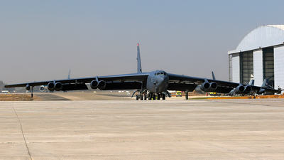 61-0036 - Boeing B-52H Stratofortress - United States - US Air Force (USAF)