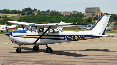 G-AWUZ - Reims-Cessna F172H Skyhawk - Private