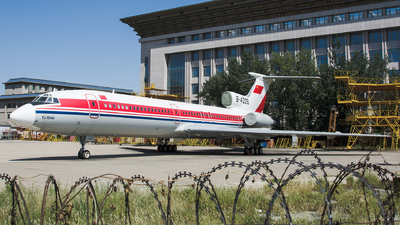 B-4028 - Tupolev Tu-154M - China - Air Force