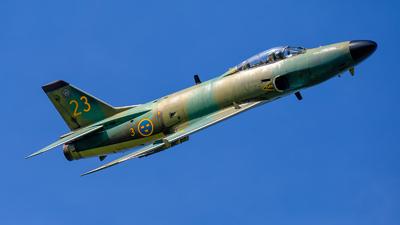 A picture of SERMD - Saab J 32D Lansen - [32542] - © Radim Koblížka