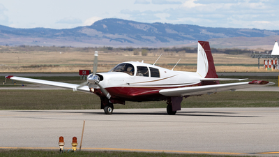A picture of CGXPD - Mooney M20E - [980] - © Mike MacKinnon