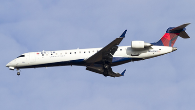 N763SK - Bombardier CRJ-701 - Delta Connection (SkyWest Airlines)