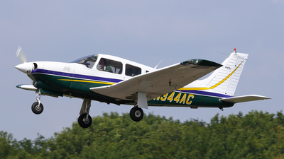 A picture of N344AC - Piper PA28R201T - [28R7803350] - © BaszB