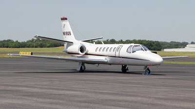 N818QS - Cessna 560 Citation V - NetJets Aviation