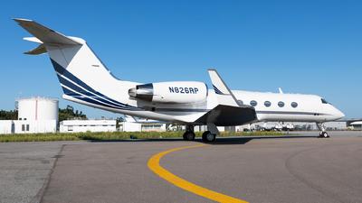 N826RP - Gulfstream G300 - Private