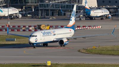 TC-SEP - Boeing 737-8HC - SunExpress