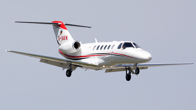 D-IAKN - Cessna 525A CitationJet 2 Plus - VHM Schul und Charterflug