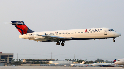 N961AT - Boeing 717-2BD - Delta Air Lines