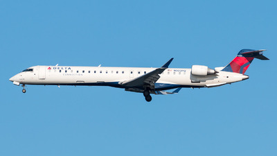 N302PQ - Bombardier CRJ-900 - Delta Connection (Endeavor Air)