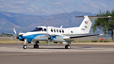 76-0165 - Beechcraft C-12C Huron - United States - US Air Force (USAF)