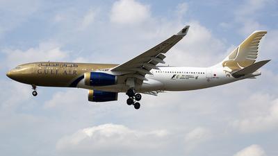 A9C-KD - Airbus A330-243 - Gulf Air