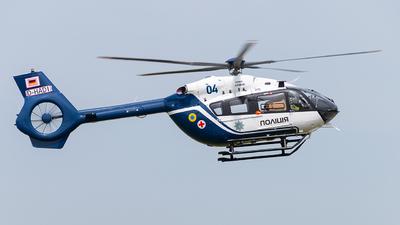 D-HADI - Airbus Helicopters H145 - Ukraine - Police