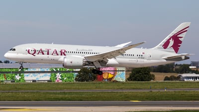 A7-BCZ - Boeing 787-8 Dreamliner - Qatar Airways