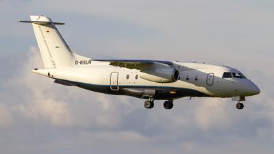 D-BSUN - Dornier Do-328-310 Jet - Sun-Air of Scandinavia