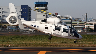 JA6688 - Eurocopter AS 365N2 Dauphin - Airbus Helicopters Japan