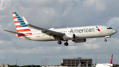 N872NN - Boeing 737-823 - American Airlines