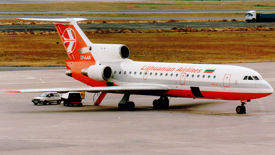 LY-AAR - Yakovlev Yak-42D - Lithuanian Airlines