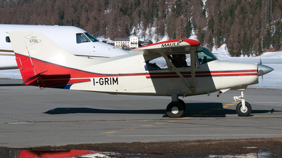 I-GRIM - Maule MXT-7-180A - Private